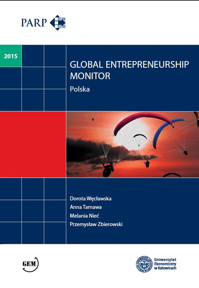 GEM Polska. Raport z badania przedsiębiorczości - 2015