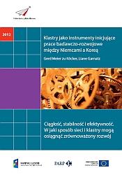 Klastry jako instrumenty inicjujące prace badawczo-rozwojowe między Niemcami a Koreą