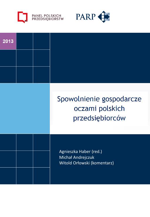 Spowolnienie gospodarcze oczami polskich przedsiębiorców