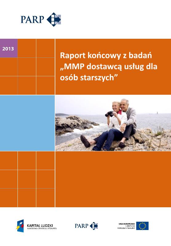 MMP dostawcą usług dla osób starszych