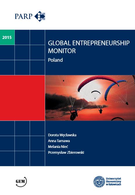 Global Entrepreneurship Monitor Poland - 2014 (EN)