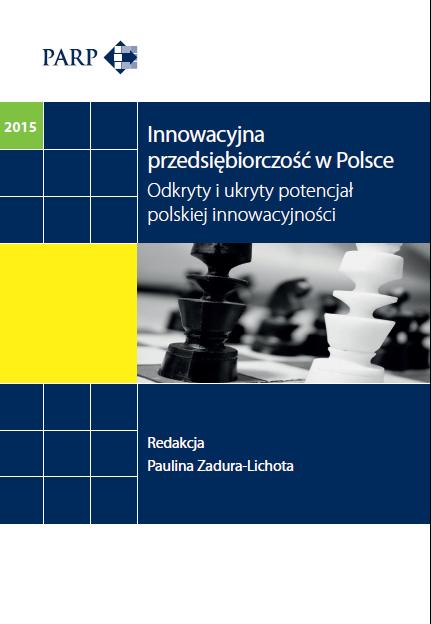 Innowacyjność 2015 - Innowacyjna przedsiębiorczość w Polsce