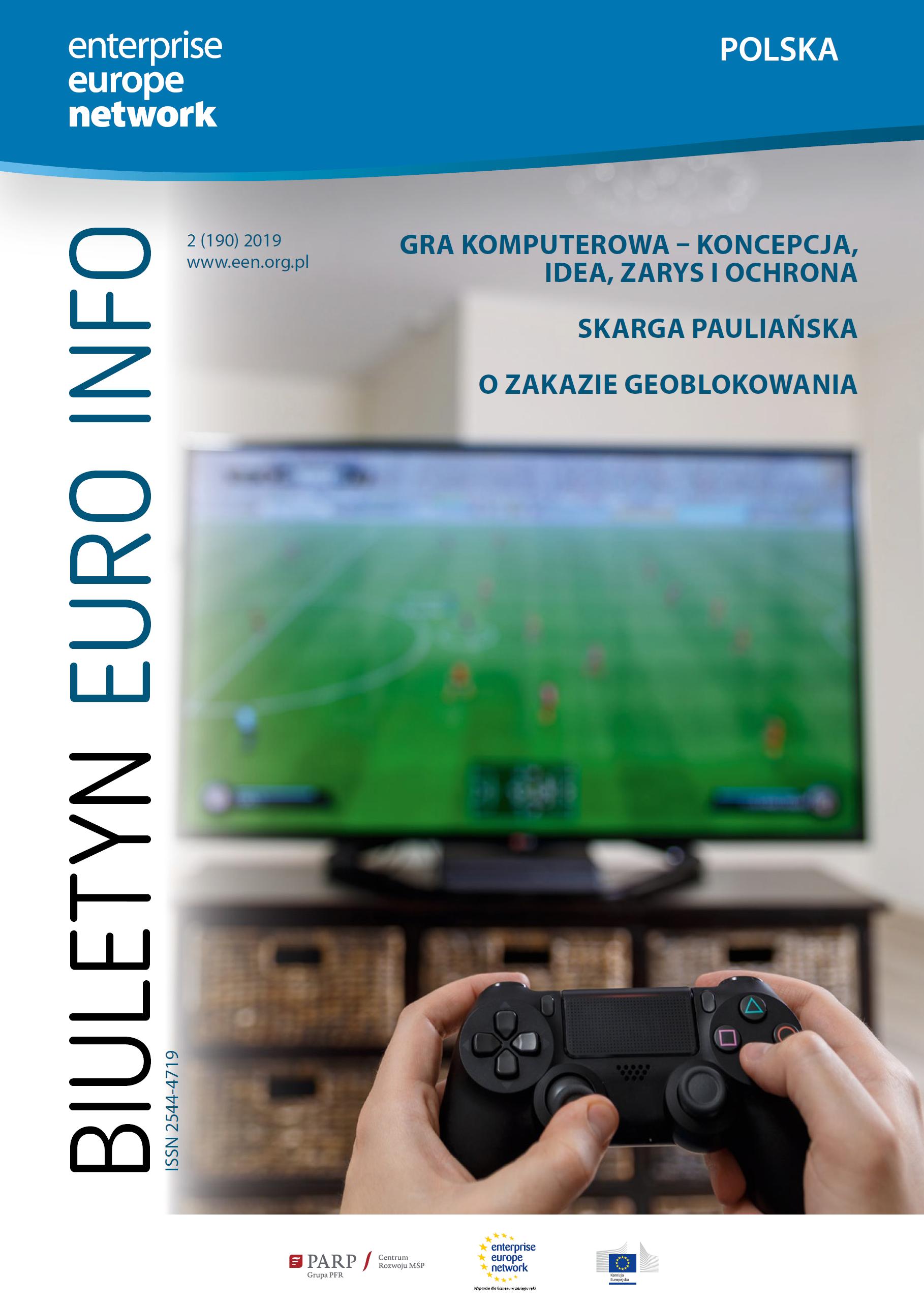 Biuletyn Euro Info 2/2019