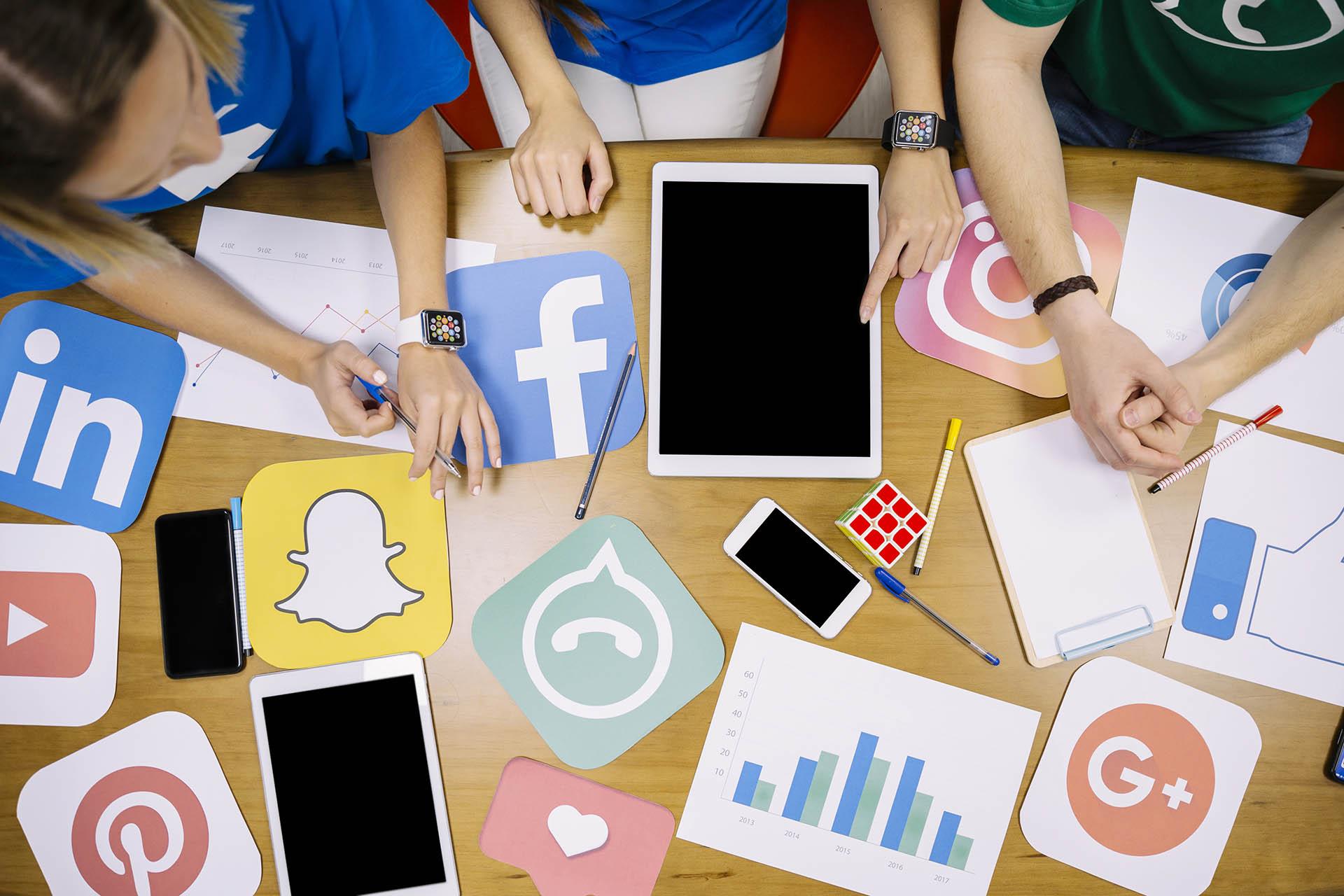 Kurs Media społecznościowe w biznesie
