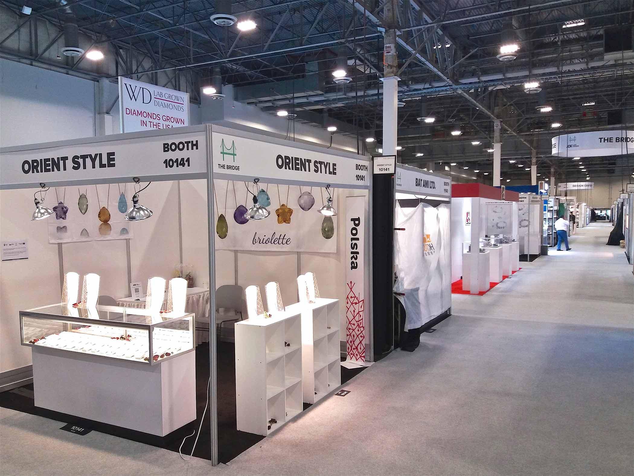 Orient Style - promocja produktów branży jubilerskiej za granicą