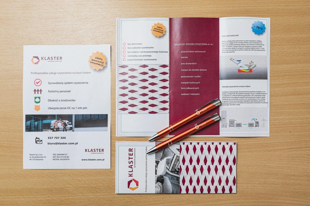 Wsparcie przedsiębiorstwa Klaster Sp. z o.o. we wdrożeniu innowacji