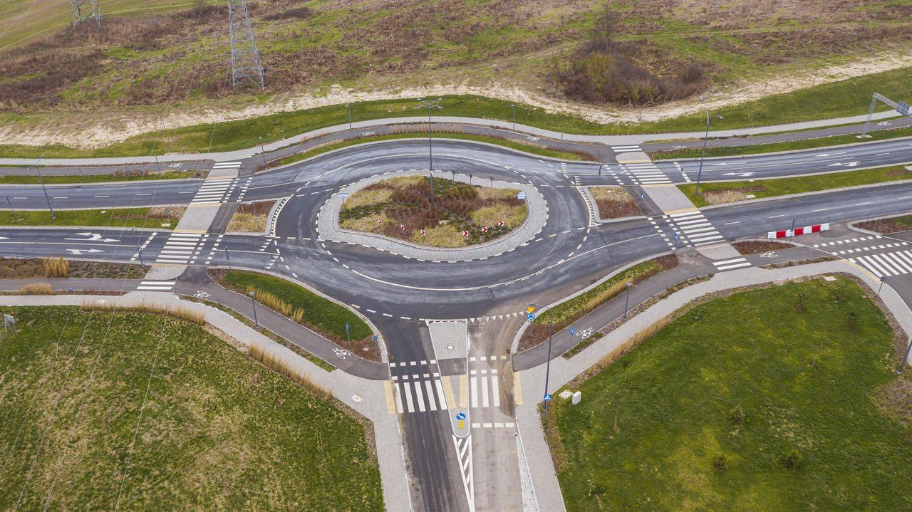Budowa drogi wojewódzkiej nr AAA w Olsztynie na odcinku od ul. Pstrowskiego do węzła drogowego Pieczewo (S51)