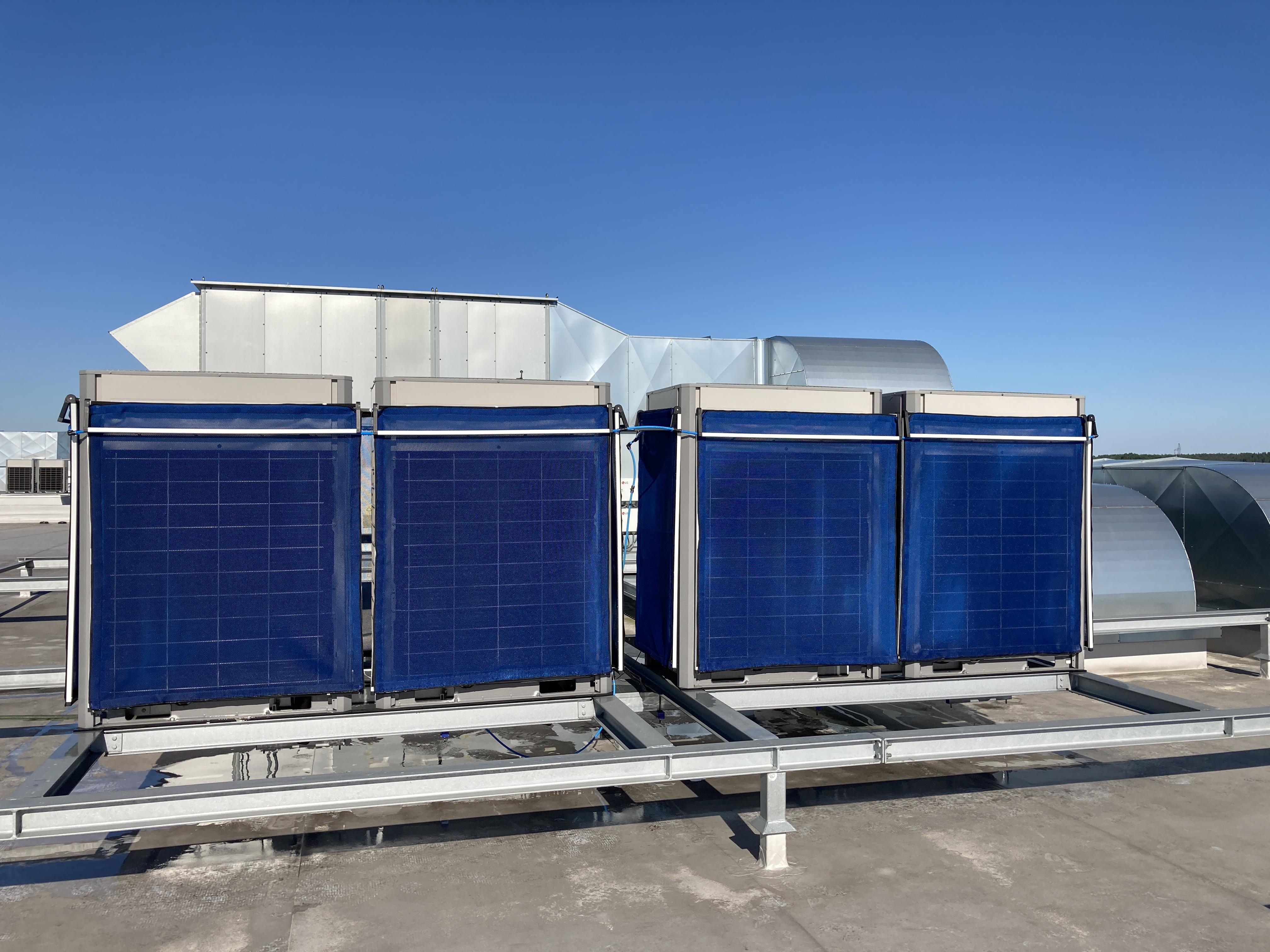 Innowacyjne systemy chłodzenia adiabatycznego oferowane przez firmę Systemy SCA sp. z o.o.