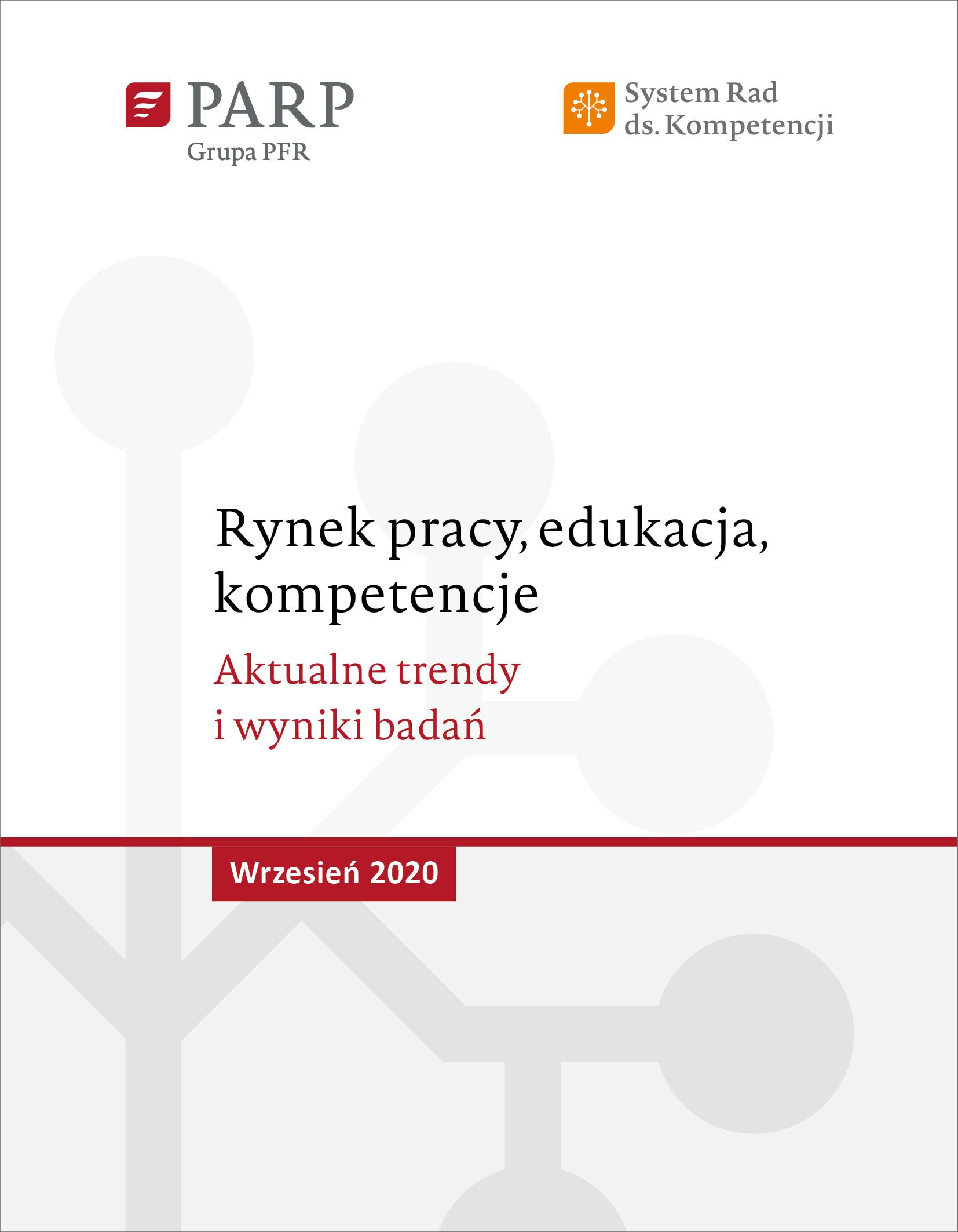 Rynek pracy, edukacja, kompetencje - wrzesień 2020