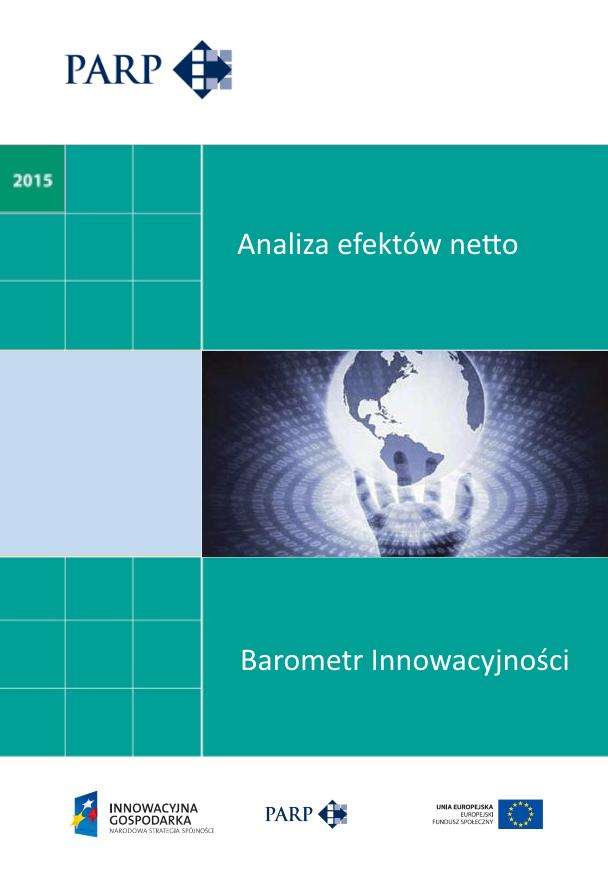 Barometr Innowacyjności - Analiza efektów netto
