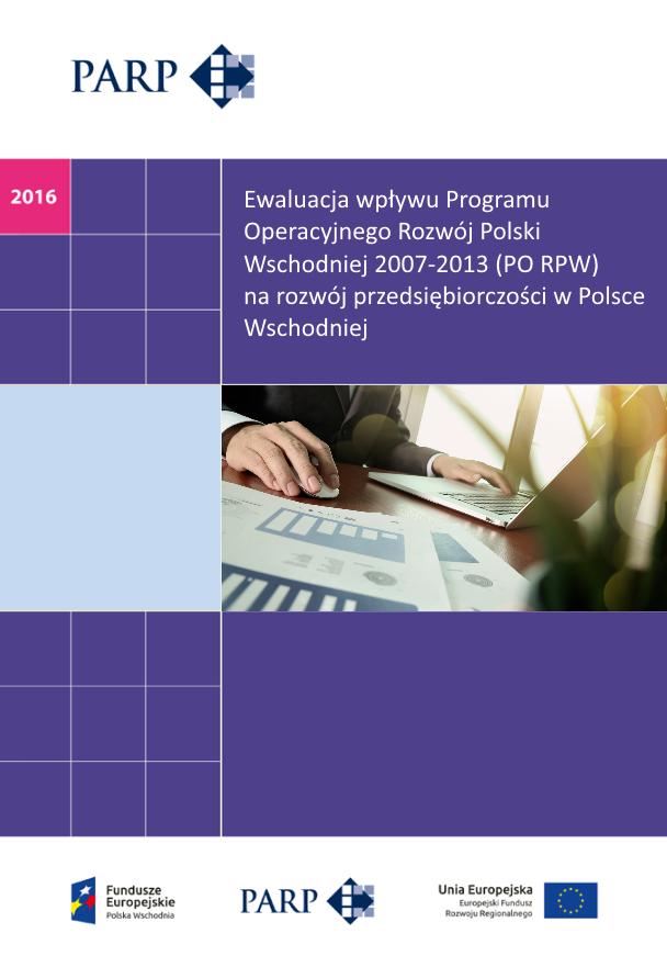 Ewaluacja ex post Działania IV.1 Infrastruktura drogowa Programu Operacyjnego Rozwój Polski Wschodniej 2007-2013