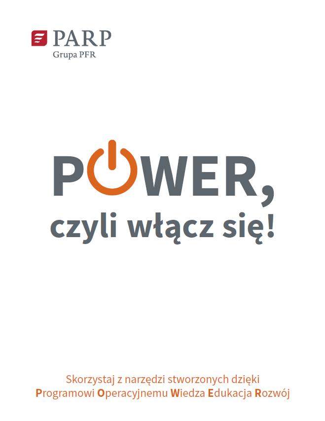 POWER, czyli włącz się! (V edycja)