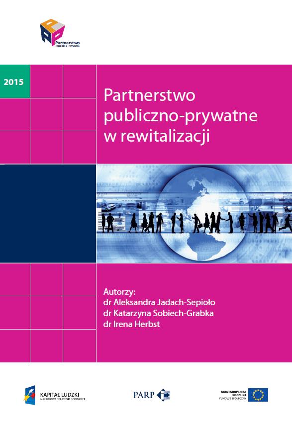 Partnerstwo publiczno-prywatne w rewitalizacji