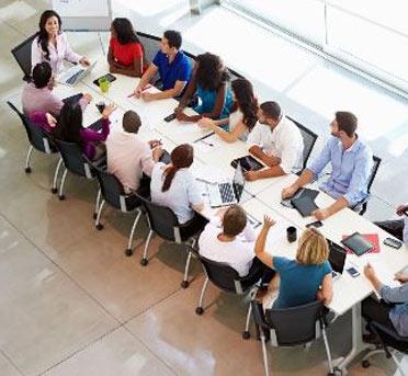 Support for strategic management